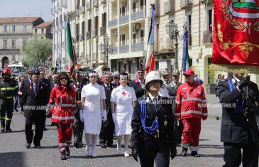 """Lamezia, 25 aprile: """"Lavorare affinché ogni uomo si senta libero"""". Ricordati partigiani Cortese e Petruzza"""