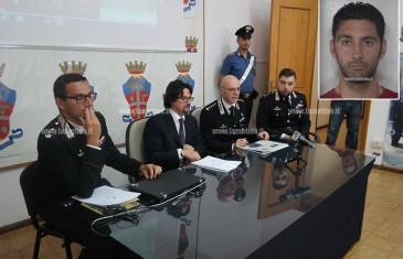 """Lamezia: Montilla ucciso per vendetta, arrestato Domenico Chirico """"U batteru"""""""
