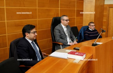 Lamezia: Camera penale, lezione dell'avvocato Aldo Ferraro e del tenente colonnello Gianluca Ferraro