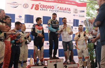 Cronoscalata Reventino, Faggioli vince la 18esima edizione e si conferma campione