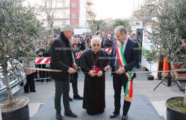 Lamezia, inaugurata 46esima Fieragricola in piazza Botticelli