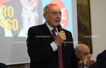 """Lamezia, Grasso apre campagna elettorale LeU: """"Se riparte il Sud riparte tutta la penisola"""""""