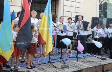 Lamezia si colora con la festa dei popoli: accogliere, integrare e proteggere