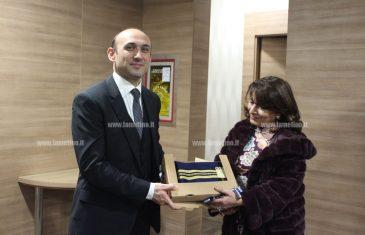 """Lamezia, ambasciatore Azerbaigian incontra imprenditori calabresi: """"Creare un ponte economico tra le due realtà"""""""