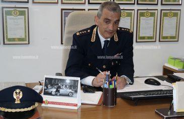 """Intervista al capo della Squadra Mobile Nino De Santis: """"Non escludiamo emergano nuovi elementi su omicidi, come quello dei netturbini"""""""