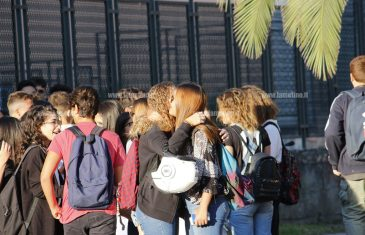 Lamezia, ricomincia la scuola: in classe 12.609 studenti