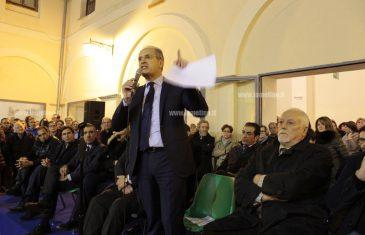 """Mascaro ai cittadini: """"Vinceremo al Tar ma intanto consegno Lamezia a voi e non ai burocrati nominati dall'alto"""""""