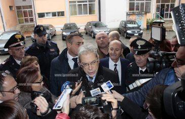 """Lamezia, ministro De Vincenti al focus """"Scuole Sicure 500"""": """"Calabria è regione che ha investito di più su adeguamento sismico"""""""