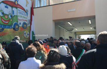 Inaugurato nuovo Pronto Soccorso dell'ospedale di Soveria Mannelli