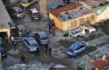 """Lamezia, operazione a Scordovillo: """"diffidare i gommisti a dare copertoni usati ai nomadi"""""""