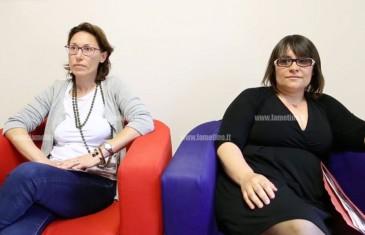 Elezioni: donne a confronto, Torchia (Ideeinmovimento ) e Solla (Sovranità)