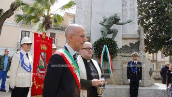 Lamezia celebra 74esimo anniversario Liberazione
