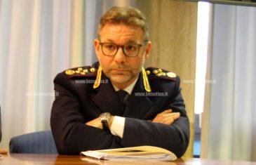 Questura, Alfoso Iadevaia nuovo capo della squadra mobile di Catanzaro