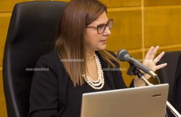 """Camera Penale, lezione presidente Maria Teresa Carè: """"sistema sanzionatorio e determinazione pena"""""""