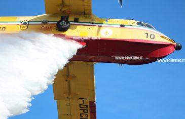 """Dietro il volo di un canadair, a Lamezia l'unico polo formativo dei vigili del fuoco: """"Un'eccellenza per la Calabria"""""""