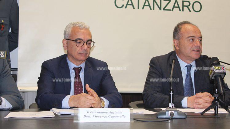 """Operazione 'Quinta Bolgia' e la pax tra i Putrino e i Rocca: """"Avevano le chiavi dei reparti dell'ospedale di Lamezia"""""""