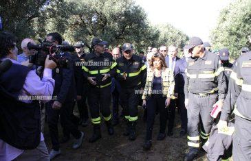 Lamezia, Presidente del Senato in visita nei luoghi della tragedia