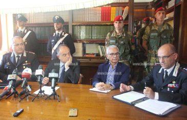 """Operazione Crisalide 3 a Lamezia, Gratteri: """"Colpita 'ndrangheta di serie A"""""""
