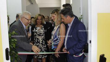 Lamezia, inaugurato il Centro Unico Vaccinazioni all'ex ospedale