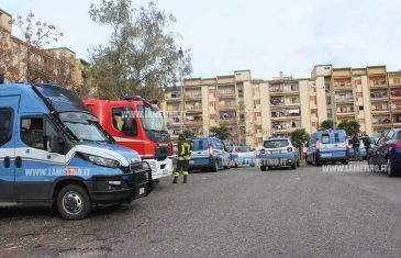 "Lamezia, blitz interforze a ""Ciampa di Cavallo"""