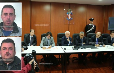 Strage Cassano: due arresti per l'omicidio del piccolo Cocò