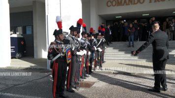 Inaugurata nuova sede comando provinciale dei Carabinieri di Catanzaro
