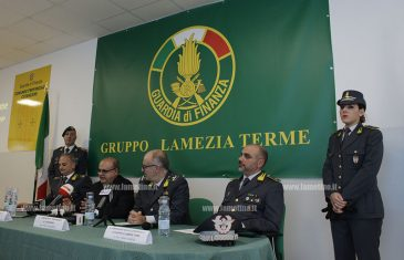 Lamezia, operazione Scacco alla Regina a Ciampa di Cavallo: coinvolti anche minorenni nello spaccio