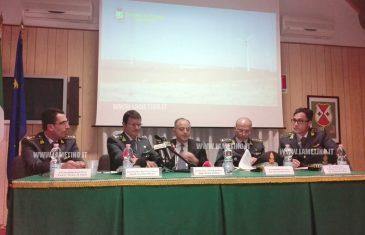 """Operazione l'Isola del Vento, Gratteri: """"Soldi cosca in parco eolico Wind Farm"""""""