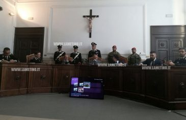 """Operazione Crisalide contro cosca Cerra-Torcasio-Gualtieri: """"Si volevano imporre come antistato"""""""