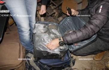 'Ndrangheta: operazione carabinieri Cosenza contro traffico droga, 19 fermi