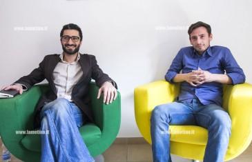 Elezioni: giovani candidati a confronto, De Grazia (CittàReattiva) e De Sarro (Forza Italia)