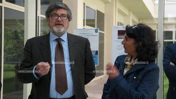 """Emodanneggiati calabresi senza risarcimenti mensili, """"blitz"""" D'Ippolito (M5S) in Cittadella"""