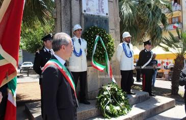 Lamezia, celebrato settantesimo anniversario Festa della Repubblica