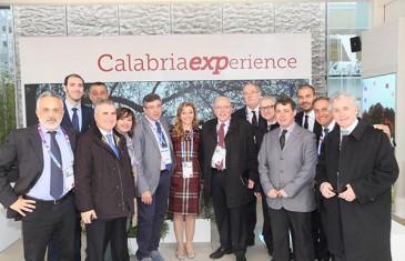Expo: inaugurato spazio espositivo Regione Calabria