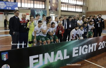 Lamezia, Final Eight Coppa Italia: Royal team battuta da Real Sandos