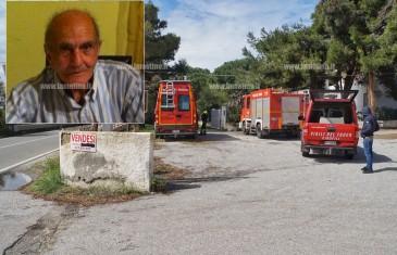 Anziano scomparso a Gizzeria, avviate ricerche