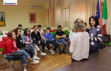 I giovani, la politica e l'ambiente, viaggio nelle scuole lametine: prima tappa al liceo scientifico
