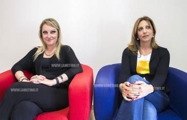Elezioni: candidati a confronto, Giannuzzi (Pd) e Petronio (lista Mascaro Sindaco)