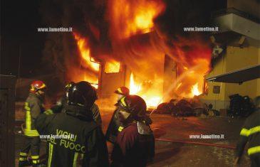 """Lamezia, il 24 ottobre 2006 l'incendio alla palazzina """"Godino"""""""