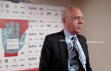 Trame 7, intervista a Guariniello: se fai il magistrato e decidi di fare politica non puoi più tornare indietro