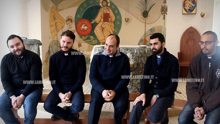 """Intervista giovani diaconi a Dipodi: """"La vocazione è come un innamoramento"""""""