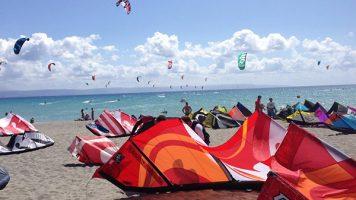 Gizzeria anche quest'anno capitale del Kitesurf: dal 25 al 29 luglio il TTR World Championship