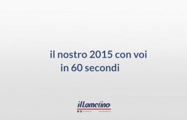 Il 2015 in 60 secondi