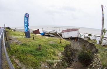 Maltempo: conta dei danni tra Gizzeria e Falerna