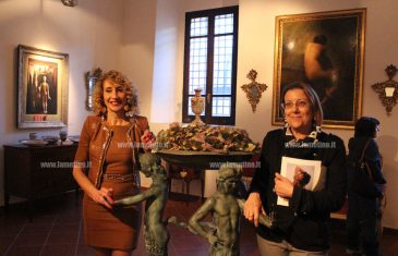 Lamezia: inaugurata mostra antiquaria al chiostro San Domenico, sarà possibile visitarla fino al 7 maggio