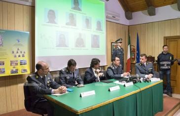 """Operazione Nettuno, GdF: """"Imprenditori devono svolgere la loro attività secondo le regole del mercato e non della criminalità"""""""