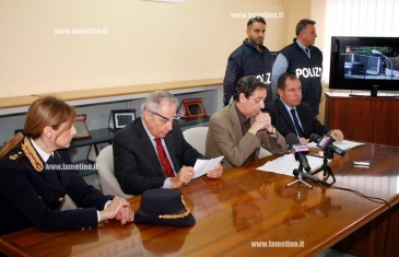 """Operazione """"Drug Family"""": Borelli, l'indagine è partita grazie a segnalazioni anonime di cittadini"""