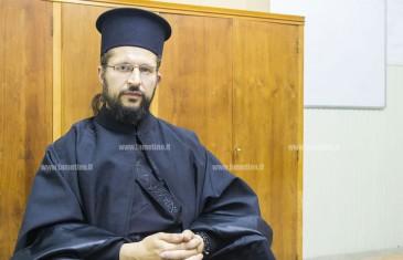 Lamezia: intervista a padre Metodio, una volta al mese messa agli ortodossi
