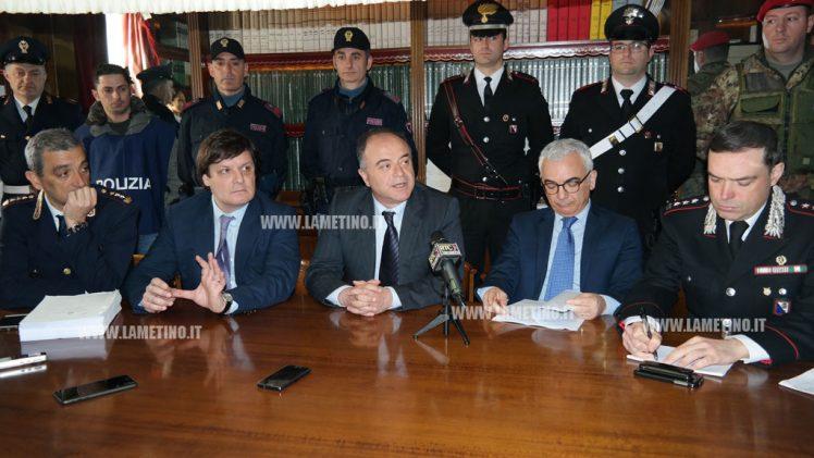 """Operazione """"Passo di salto"""" a Catanzaro contro spaccio di droga: """"In città era stato importato il modello Scampia"""""""