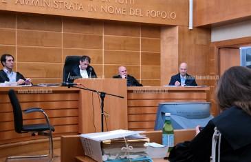 Processo Perseo: verso la conclusione le arringhe degli avvocati prima della sentenza
